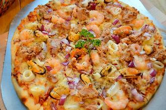 Jaws Handmade Pizza Seafood
