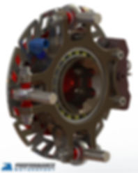 Billet Hub With CTIS.JPG