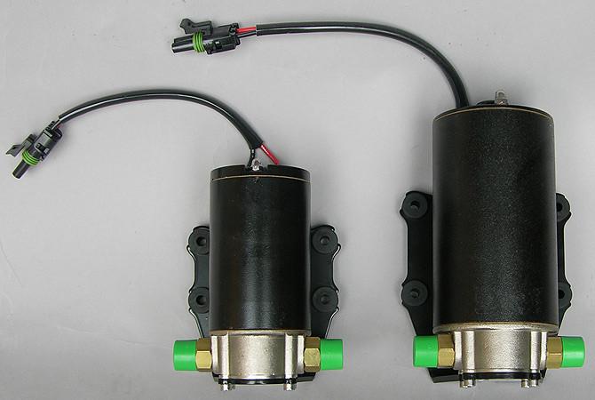 Turbowerx Exa Oil Pump - Gear Pump - Not enough power to pump heavy oil