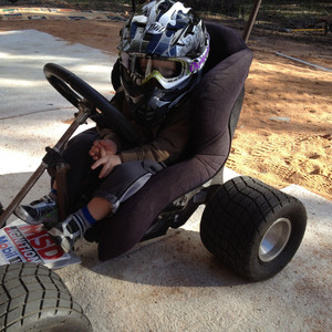Awesome Go kart - Racing Pram Motorsport