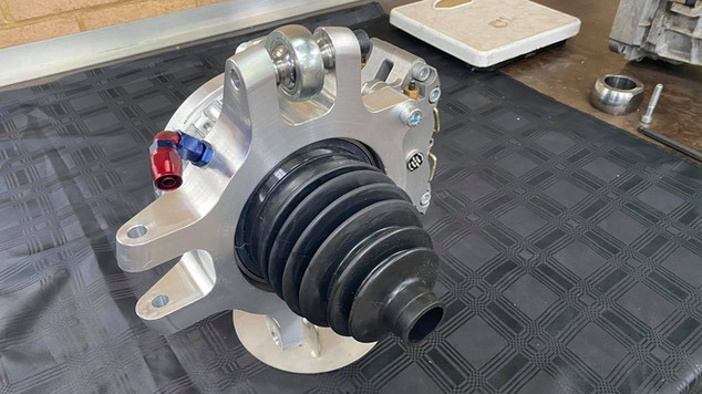 Proformance Predator V8 4X4 Buggy - Billet Hub