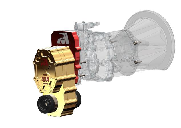 Predator 4X4 Buggy Kit - Holinger 6 Speed Transmission