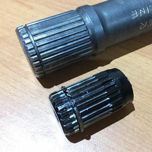 YXZ Axle Upgrade - Steonger Axles Stronger CV Joints