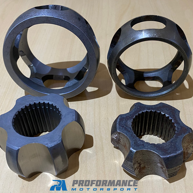 Proformance Extreme Angle 930 CV Joint - 35 Degrees