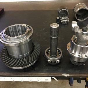 Proformance YXZ Rear Diff with Internal CV Joints - Ultimate YXZ Rear Diff Upgrade