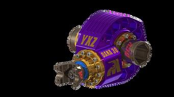Yamaha Yxz Billet Rear Differential Dana 30 Internal Gears - 300% Stronger than other Billet Diffs