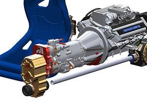 V8 Powered Can Am X3 - Proformance Motorsport Kit Cars