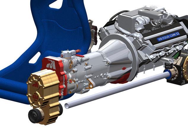 Proformance 1UZ 4X4 SXS Buggy Kit