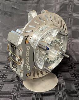 Predator V8 4X4 Buggy - Billet Hub - Floating Rotor