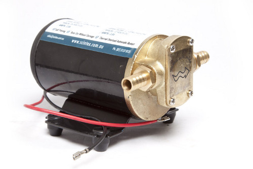 Turbowerx Exa Mini Failed Pump - read the fault - not suitable for pumping thick oils at all !!