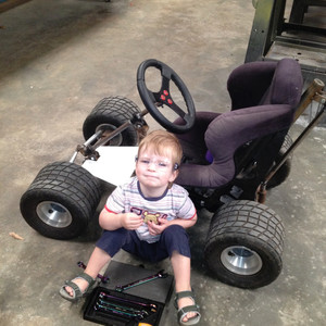 Toddler Prams with a Difference - Go kart Prams Perth