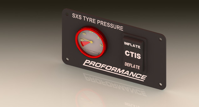 Proformance CTIS - Central Tire Inflation System
