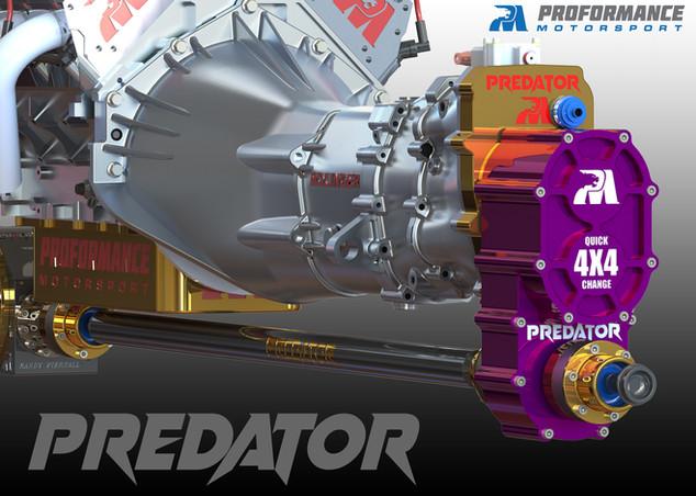 Predator Teaser - Holinger + T Case Clos