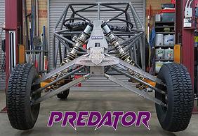 Predator V8 4X4 Flat Pack Buggy - Proformance Motorsport Off Road