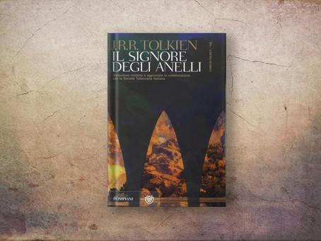 IL SIGNORE DEGLI ANELLI (John R. R. Tolkien)