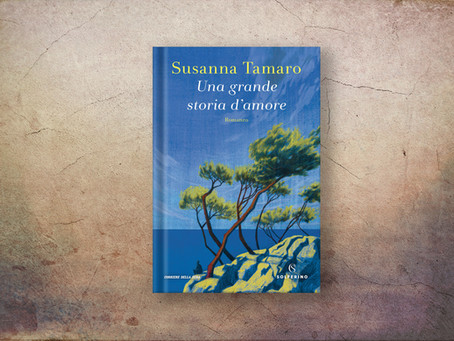 UNA GRANDE STORIA D'AMORE (Susanna Tamaro)