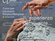 Corso per Sacerdoti, Religiosi/Religiose e Diaconi