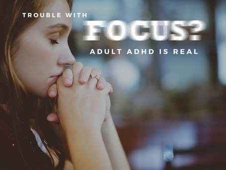 Adult ADHD is Real