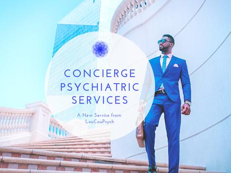 Introducing Concierge Services