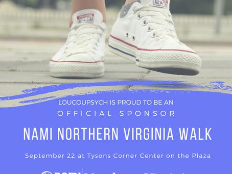 NAMI Northern Virginia Sponsorship!