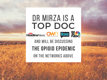Dr. Mirza is a TOP DOC!