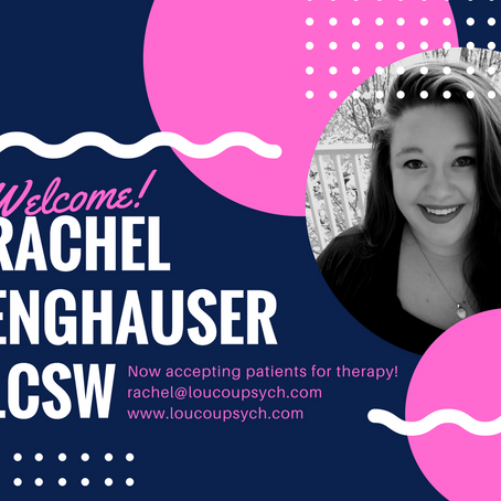 Meet Rachel!