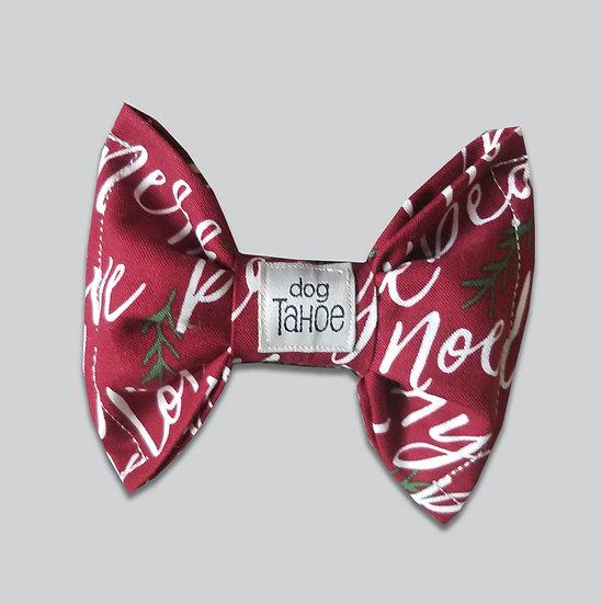 Holiday Joy Bow Tie