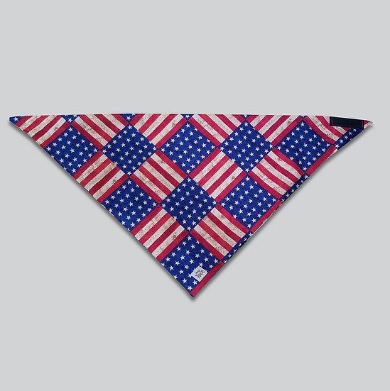 Patriotic Flag Bandana