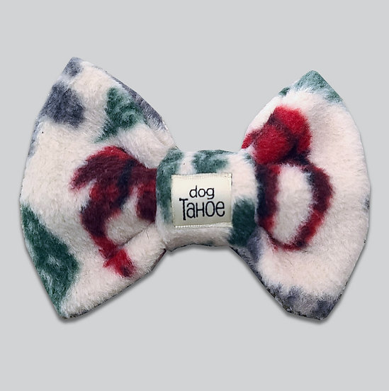 Wilderness Fleece Bow Tie