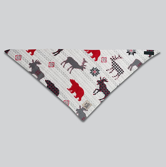 Mountain Flannel Bandana