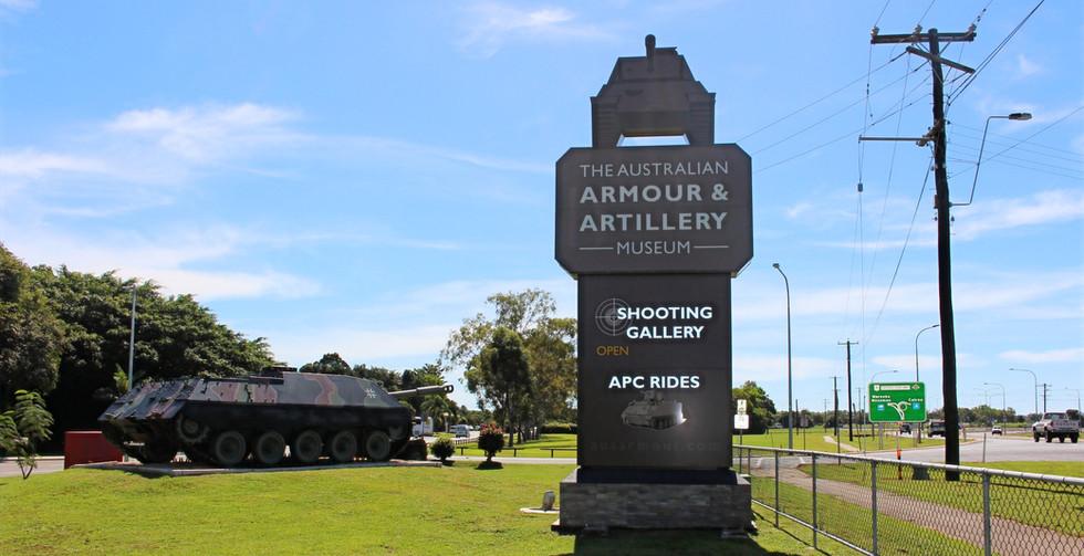 Australian Armour & Artillery Museum