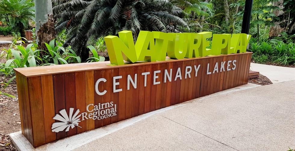 Nature Play, Centenary Lakes