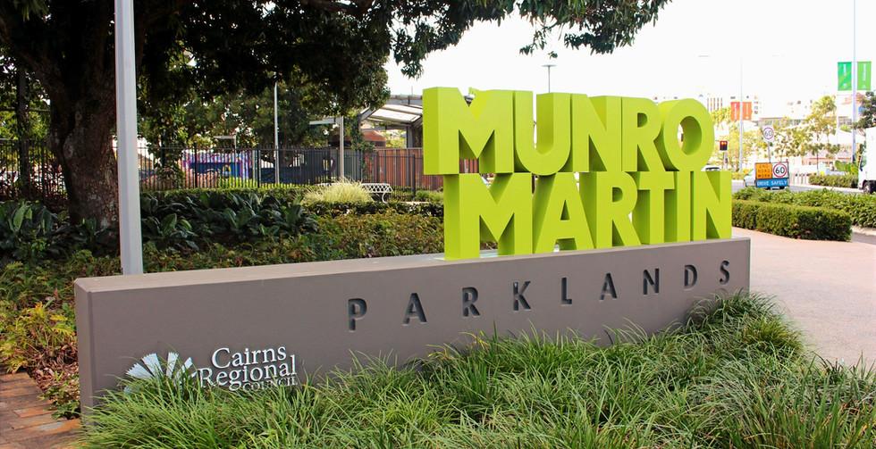 Munro Martin Parklands