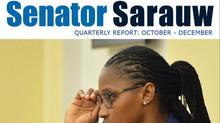2019 Quarterly Report: October - December