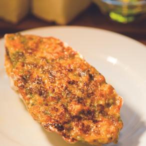 牡蠣のうまみを吸い込んだグラタン【TRATTORIA Fossetta/鎌倉】