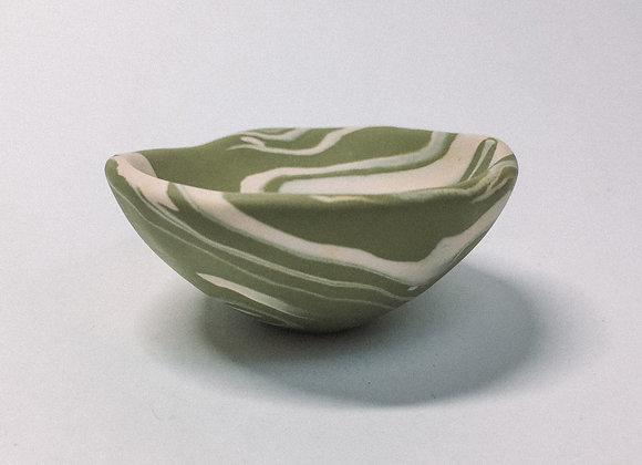 Olive Sahara Trinket Dish (S)