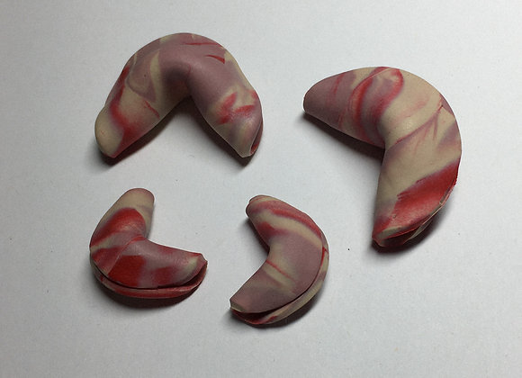 Fortune Cookie Trinkets - Pink & Red