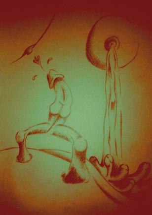 Le phallus fanfaron
