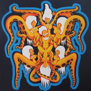 Kamasutra tentaculaire