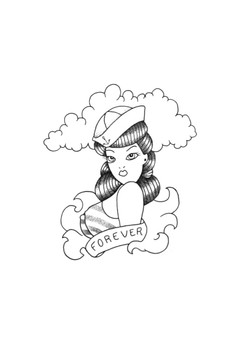 Pin up forever