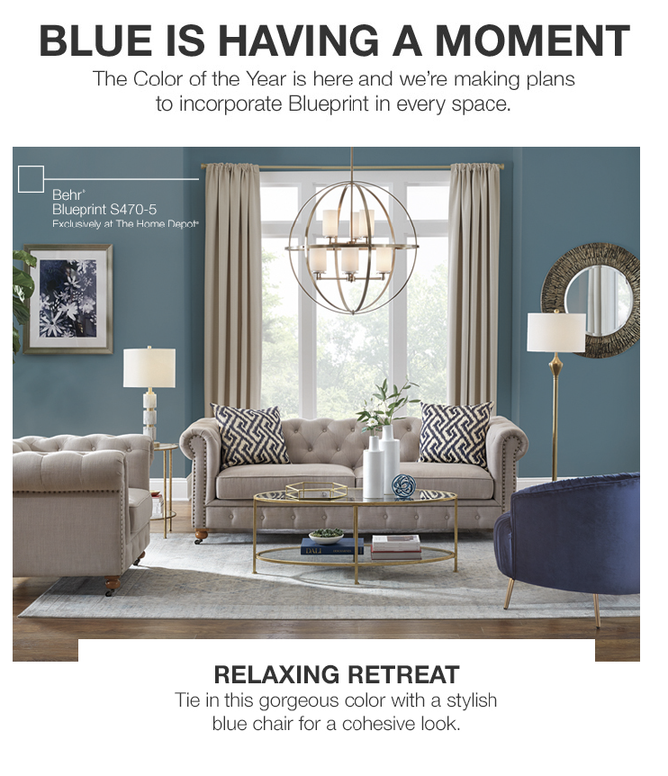 Behr Color of the Year 1