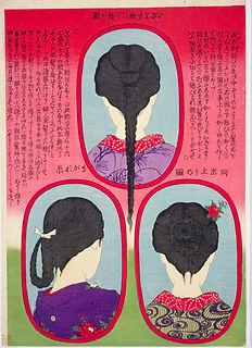 婦人束髪会