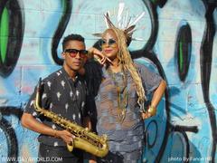 Braxton Cook & Navasha Daya