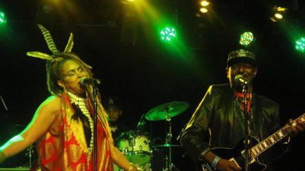 Navasha Daya & Jacob Nguni