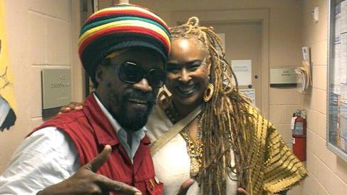 Michael Rose & Navasha Daya