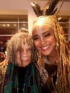 Sonia Sanchez & Navasha Daya