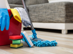 Are cleaning and organizing the same thing?