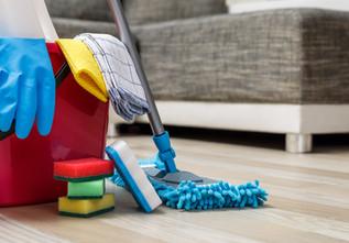 Floor It Favorites: The Dry Mop