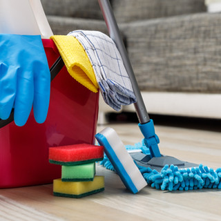CLEANING AND DISINFECTING OF PUBLIC SPACES