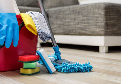 Commercial Cleaning and Janitorial Tools and mop